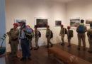 بازدید پیشاهنگان فارس از نمایشگاه عکس سفرنامه هفت اقلیم