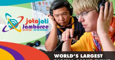 سازمان جهانی پیشاهنگی ثبت نام JOTA JOTI را بطور رسمی آغاز کرد