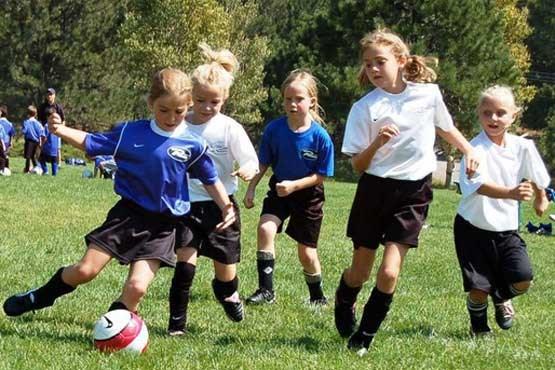 ورزش در کودکان و نوجوانان