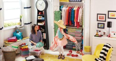 تمیز کردن اتاق