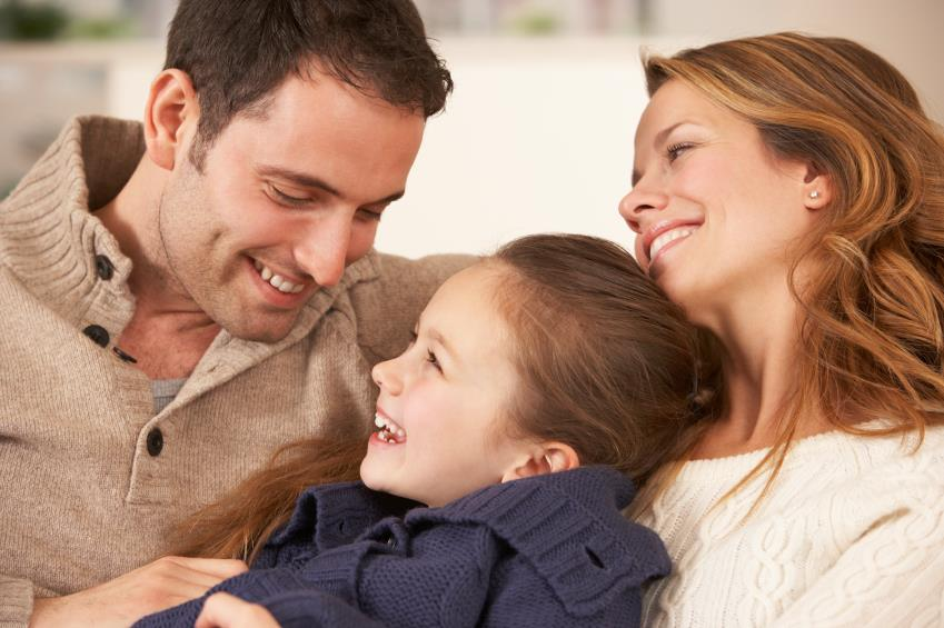 سلامت روانی کودکان در گرو محبت والدین