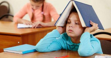 نشانههای اختلال یادگیری در کودکان