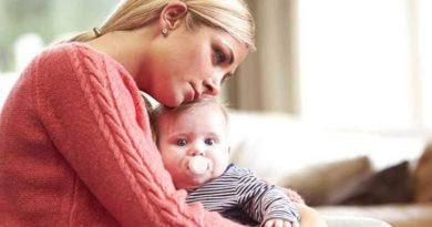 احساسات مادر بر پیوند عاطفی مادر با نوزاد تاثیر دارد