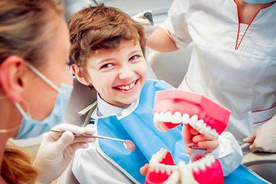 همیشه پر کردن دندان کودک بهترین راه حل نیست