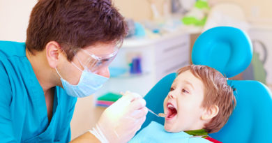 بهترین زمان اولین مراجعه دندانپزشکی