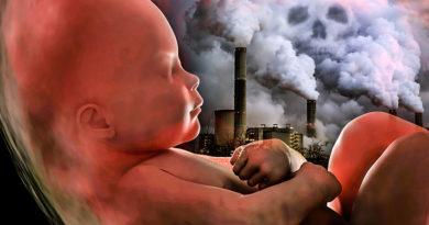 نقش آلودگي هوا بر تکامل تیروئید جنین