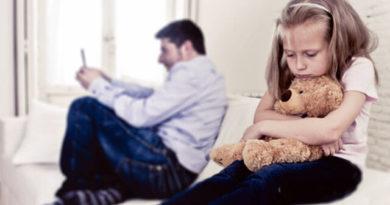 پیامدهای روانیِ نادیده گرفتن کودکان