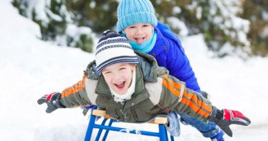 تغذیه مناسب کودکان در روزهای سرد