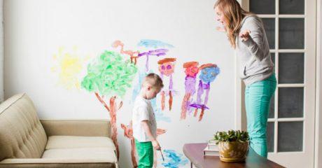 نقاشیهای دیواری کودکان