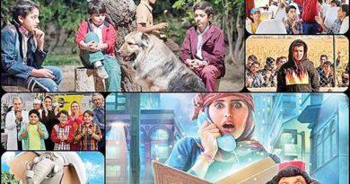 نوجوانان ایرانی فیلم و مستند میسازند