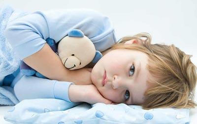 ارتباط ساعت خواب و افسردگي در كودكان