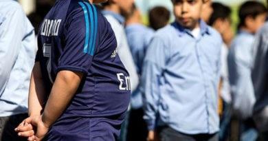 معضل چاقی در دانشآموزان کشور