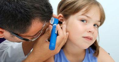 عفونت گوش خارجی در بچهها