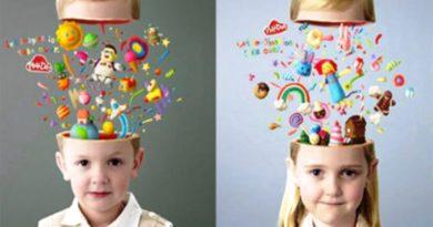 راه هایی برای تقویت خلاقیت در کودکان
