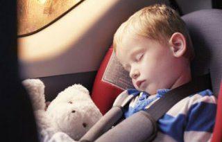 کودک و حوادث رانندگی