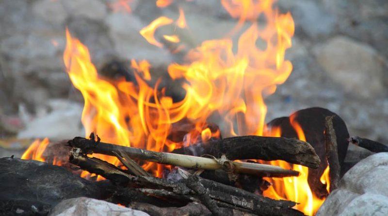 آتش یا یاتری و سیم ظزفشویی
