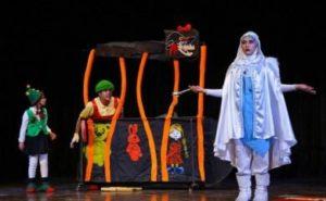 تئاتر کودک و نوجوان ایران
