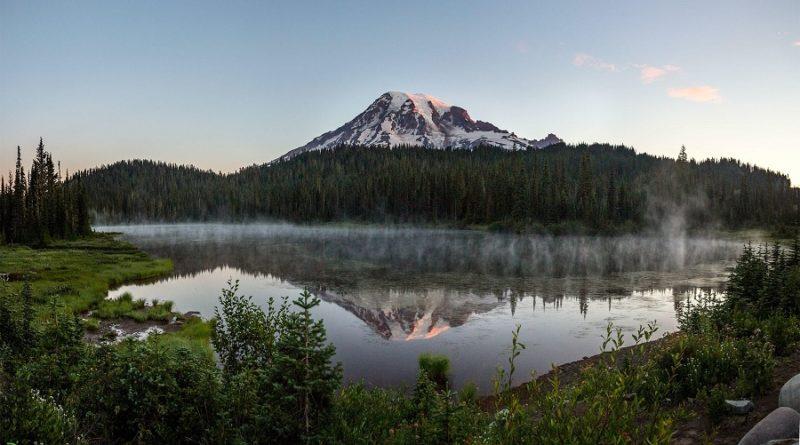 کوه های آتشفشانی