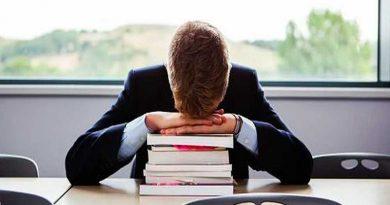 اضطراب امتحان-یأس آموزشی