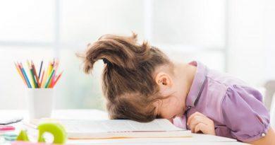 اضطراب در کودکان-تنبلی