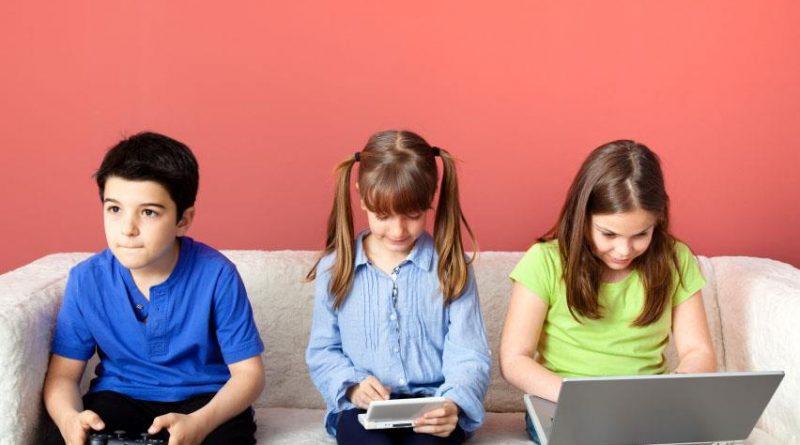 فضای مجازی و کودکان-شبکههای اجتماعی