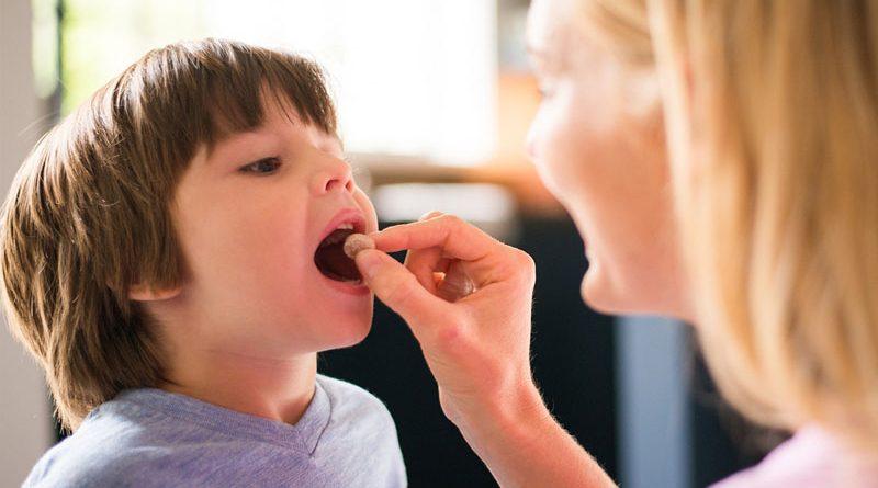 مصرف داروی کودکان