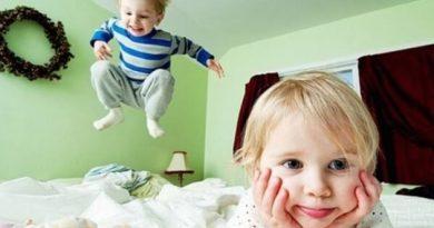 علائم بیش فعالی- تک فرزندی