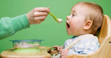 فریز کردن غذای کودکان