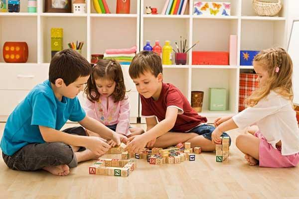 کشف استعداد کودک
