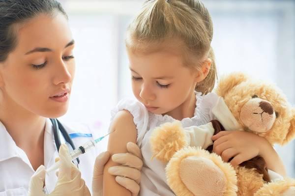 ترس کودکان از آمپول و واکسن