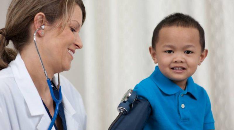 فشار خون کودکان