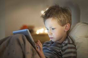 کودکان را در فضای مجازی