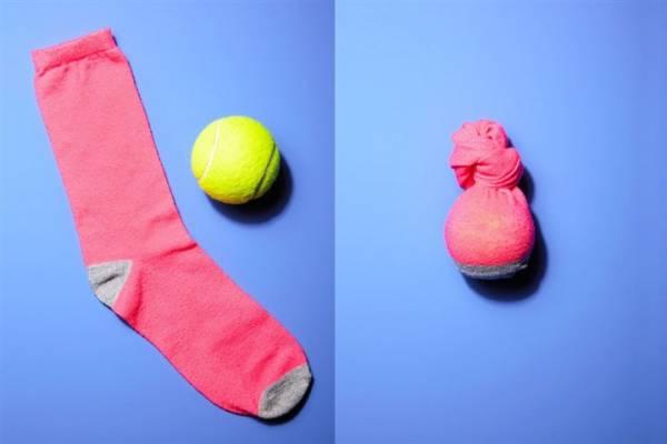 کاربردهای یک لنگه جوراب