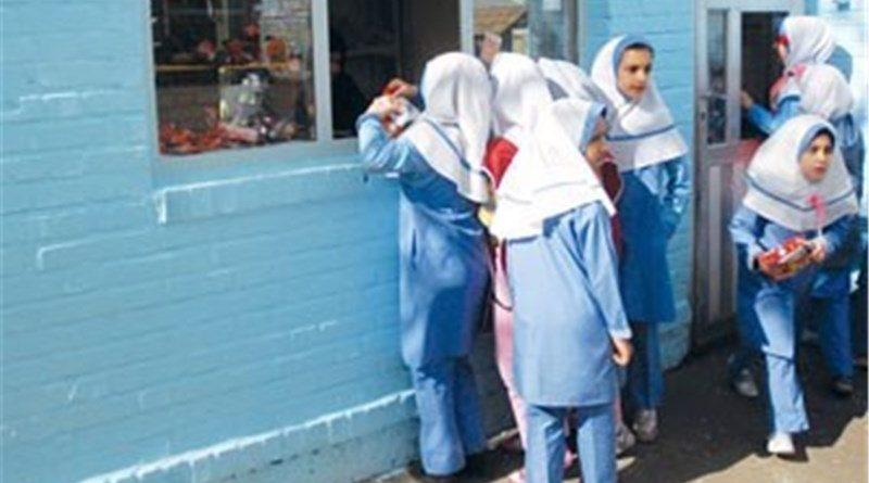 عرضه مواد غذایی در بوفههای مدارس ممنوع است