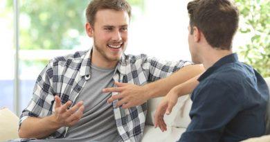 قطع کردن صحبت دیگران
