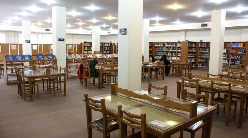 کتابخانه شهید دستغیب-کتابخوانی