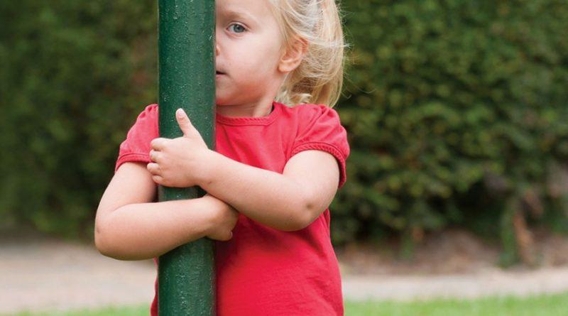 گوشهگیری در کودکان