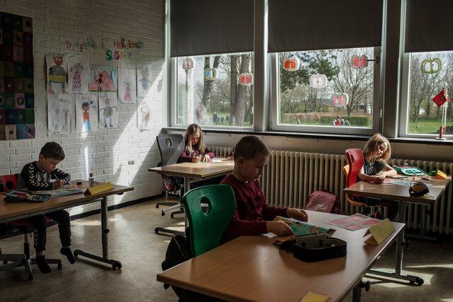 بازگشایی مدارس اروپا در سایه کروناویروس