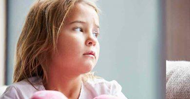 استرس در کودکان