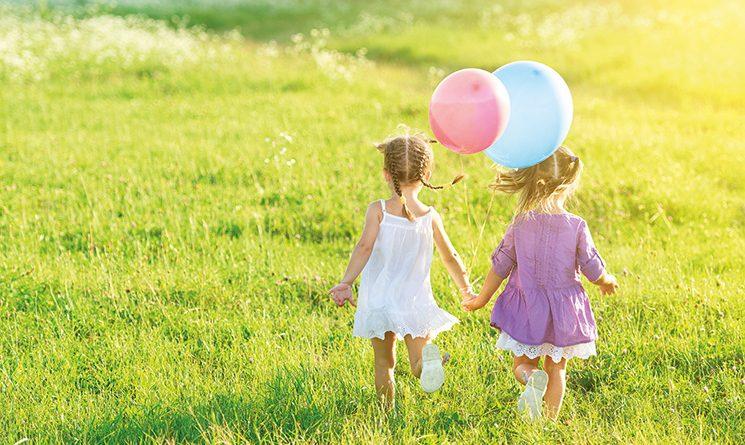 شاد بودن در زندگی-فرزندپروری