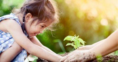 دوستی کودکان با طبیعت