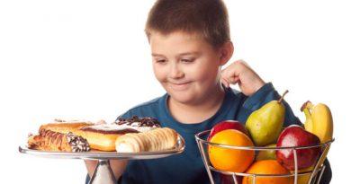 چاقی کودکان-خویشتن داری
