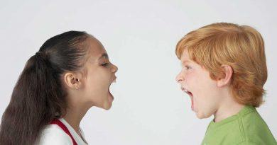 دعوای کودکان