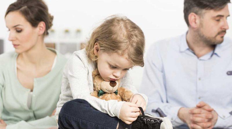 طلاق-جرائم کودکان