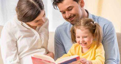 آموزش الفبا-والدین