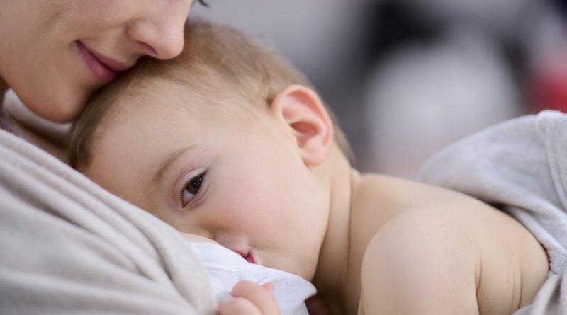 شیر مادر